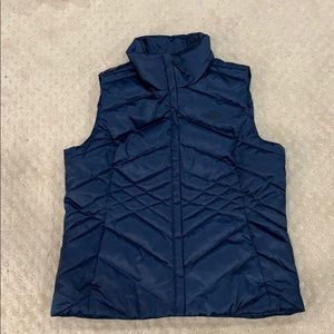The North Face women's quilted vest